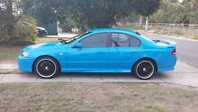 2007 XR6 Ford Falcon Sedan MK11 BF Valley View Salisbury Area Preview