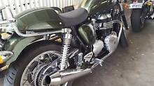 TRIUMPH Thruxton 900 Cafe Racer Motorcycle Morley Bayswater Area Preview