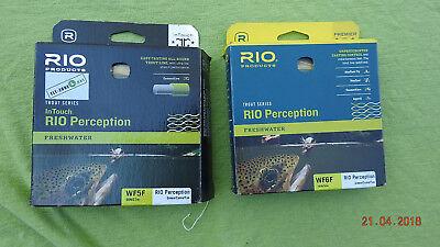 Fliegenschnur Rio Perception 5 und 6