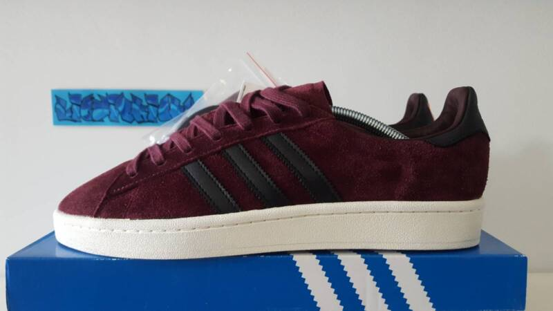 info for fe649 be96a ADIDAS CAMPUS 80S LONDON ONLY 50 PAIRS WORLDWIDE! 9.5US