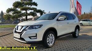 Nissan X-Trail 2.0 dCi 177PS Xtronic AT 2018 vor Ort!