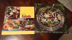 Salad cook books
