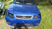 Wrecking ford falcon bf mk 11 wagon lpg paint code sn Belmont Brisbane South East Preview