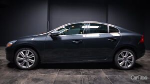 2013 Volvo S60 T6 HANDS FREE! LEATHER! BACK UP SENSORS! PUSH...
