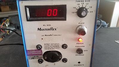 Cole-parmer Barnant Masterflex Peristaltic Pump 7523-10