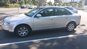 2001 Audi A4 automatic leather Magill Campbelltown Area Preview
