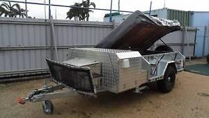 Castaway Cassowary soft floor h/duty Off Road Rockhampton Rockhampton City Preview