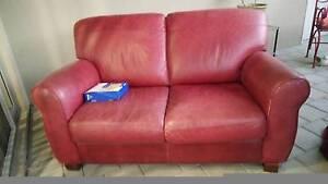 Leather sofa Carlisle Victoria Park Area Preview