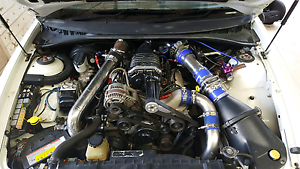 2003 Supercharged VY Castlemaine Mount Alexander Area Preview