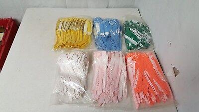 - 250 Pcs Medical Hospital Patient ID Wrist Bands Event Bracelets Vinyl 10