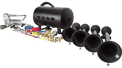 HORNBLASTERS CONDUCTOR'S SPECIAL 540 TRAIN HORN KIT