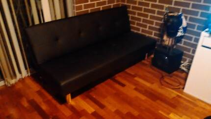 Futon 3 Seater Dulwich Hill Marrickville Area Preview