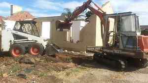 bobcat tipper and excavator service $85 p/h with operator Darlington Morphett Vale Area Preview