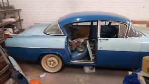 1960's Vauxhall PA-Y Cresta with loads of parts Welshpool Canning Area Preview
