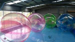 Waterballs Amusement package Richmond Clarence Area Preview