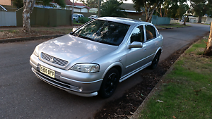 2001 Holden Astra Equipe Automatic Para Hills Salisbury Area Preview