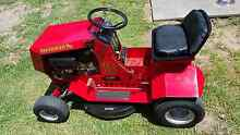"COX RIDE ON LAWN MOWER 30""11.5HP BRIGGS & STRATTON  READY 4 SUMER Blue Haven Wyong Area Preview"