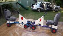 GoKart Go Kart,  Peddle Car, Go Kart Suit Child To Adult Brisbane City Brisbane North West Preview