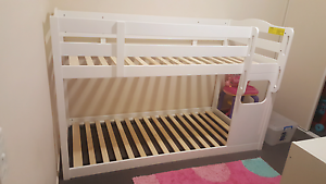 Cabin Bunk Bed White Low Bunk Elanora Gold Coast South Preview