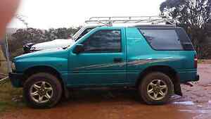 Holden Frontera Sports 1995 North Dandalup Murray Area Preview