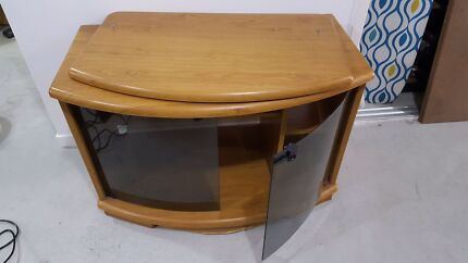 SWIVEL TOP T.V. DISPLAY STAND UNIT  Coomera Gold Coast North Preview