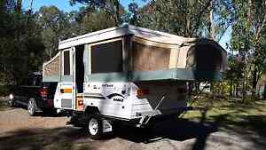 2002 jayco eagle camper trailer Taree Greater Taree Area Preview