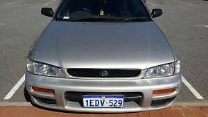 2000 Subaru Impreza Hatchback AWD Bentley Canning Area Preview