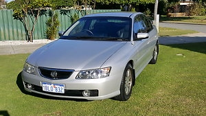 Holden VY II Berlina LPG, Leather Thornlie Gosnells Area Preview