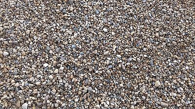 decorative gravel 20mm cotswolds cream  1 tonne(landscaping, driveways, borders