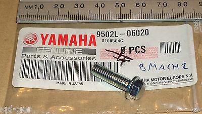 YBR125 XT125 NEW GENUINE <em>YAMAHA</em> CYLINDER HEAD SIDE COVER BOLT PNO 95