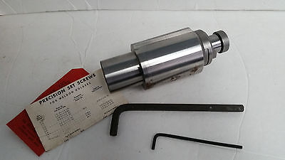 Weldon Tool Co 1 Stud Adapter 39-967 For 1 Shell Mill Nos