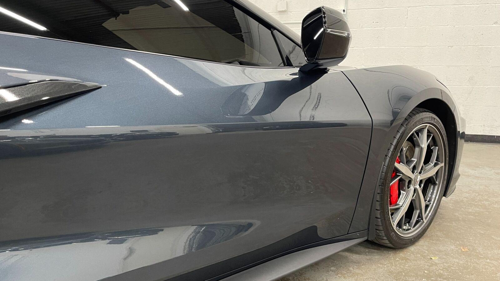 2020 Gray Chevrolet Corvette Stingray 1LT | C7 Corvette Photo 4