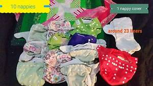 girls modern cloth nappies Chisholm Tuggeranong Preview