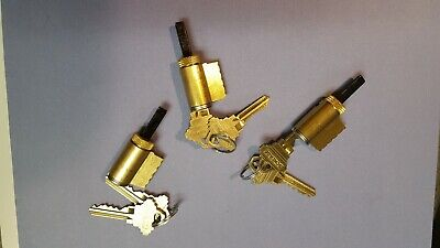 Schlage Knob Lever Cylinder C Keyway Brand New 2 Keys 626 Finish. Priced Ea.