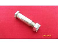 Triumph kick side stand bolt 82-7021 pivot screw nut T120R TR6R UK Made