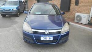 Holden Astra 2006 Wangara Wanneroo Area Preview