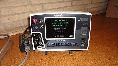 Criticare Scholar Iii 507el Monitor With Power Supply