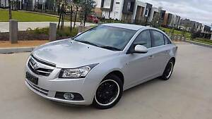 2010 Holden Cruze CDX - AUTO - REG+RWC + WARRANTY! Coburg North Moreland Area Preview
