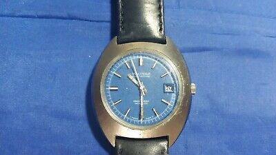 Vintage Waltham Electrodyne Swissonic Men's Watch