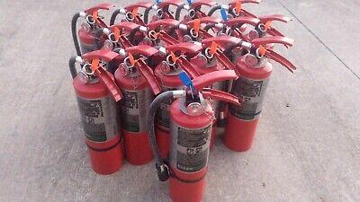 Ansul Clean Guard 5lb 5 Bc Halotron Halon Fire Extinguisher