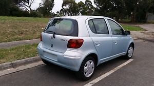 Toyota echo 2003 with rego and rwc Dandenong Greater Dandenong Preview