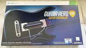 Guitar Hero Controller X-Box 360 Chippendale Inner Sydney Preview