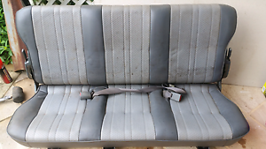 Toyota Landcruiser 80 series 2nd row bench seat Trinity Park Cairns Area Preview