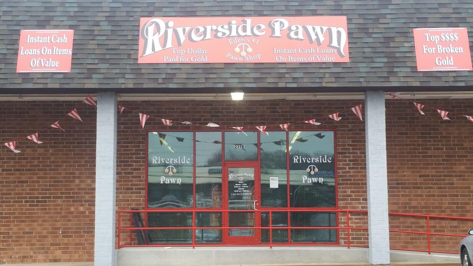 Riverside Pawn Eden
