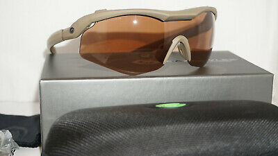 Gargoyles New Sunglasses Military Trench Tan Brown & Clear (Sunglasses Tan)