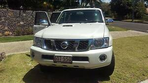 2012 Nissan Patrol Wagon - NO BEACH WORK Battery Hill Caloundra Area Preview