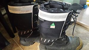 men's Dakota winter steel toe work boots