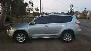 Toyota Rav4 cruiser aca33r 2.4l vvti  petrol 5 speed manual awd Safety Beach Coffs Harbour Area Preview