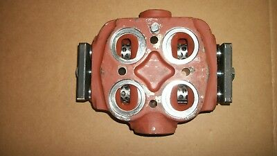 Fmc John Bean Sprayer Pump E04 Valve Chamber Part 1247235 - New