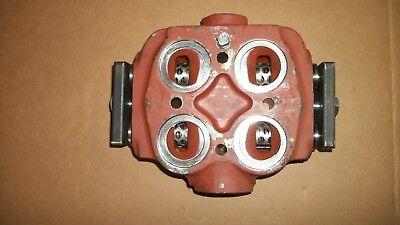 Fmc John Bean Sprayer Pump E04 Valve Chamber Part 1247235 - New